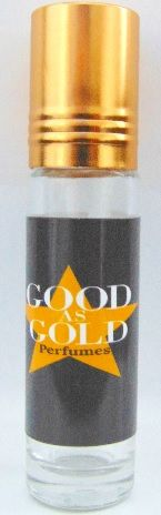 Oudh Wudh 8ml Attar Roll On Good As Gold (Alternative to Tom Ford Oud Wood®)
