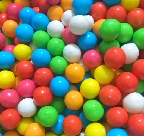 Bubblegum Balls HMC Approved Halal Sweets