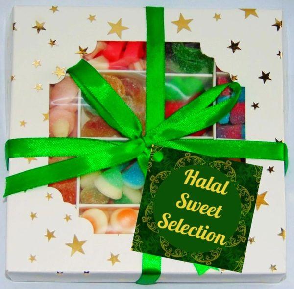 Halal Pick N Mix Sweet Gift Box HMC Sweets Halal Sweet Box