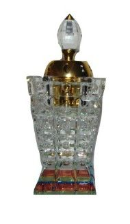 Crystal Bakhoor Incense Burner Bukhoor