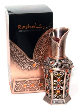 Rasha by Rasasi Arabian Concentrated Perfume Oil 12ml Attar Ittar Itr