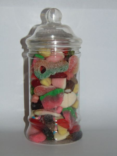 Halal Pick N Mix Sweet Jar HMC Assorted Sweets Gift