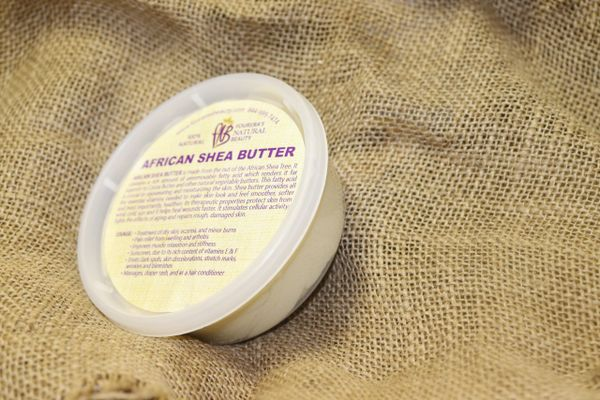 100% Shea Butter *Very Smooth* Unscented 8 oz