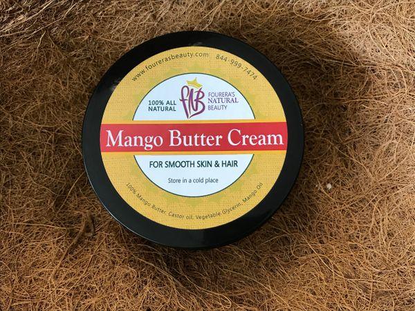 Mango Butter Cream 8oz