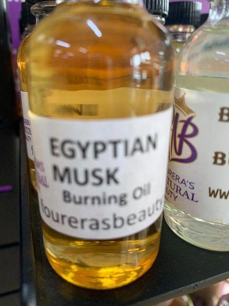 EGYPTIAN MUSK BURNING OIL 1oz