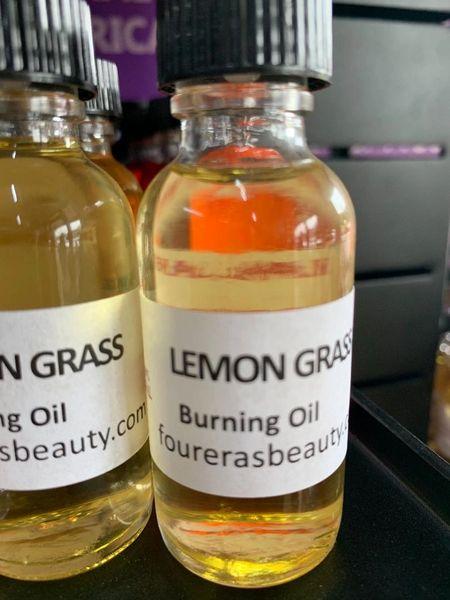 LEMON GRASS BURNING OIL 1oz