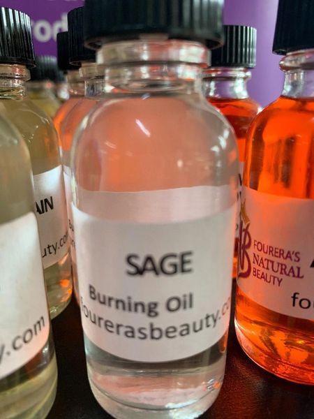 SAGE BURNING OIL 1oz