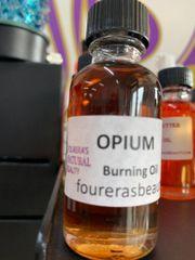 OPIUM BURNING OIL 1oz