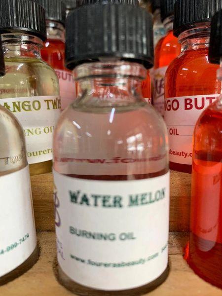 WATER MELON BURNING OIL 1oz