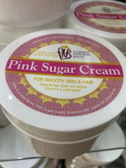 PINK SUGAR CREAM 8oz