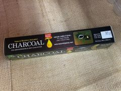 Nature Bamboo Activated Charcoal Toothpaste