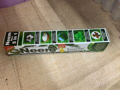100% Fluoride Free Neem Natural Toothpaste
