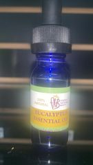 Eucalyptus Essential Oil 1/2oz