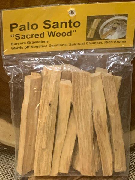 Palo Santo Sacred Wood Pack