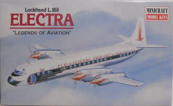 Lockheed L 188 Electra, Eastern, MiniCraft 1/144