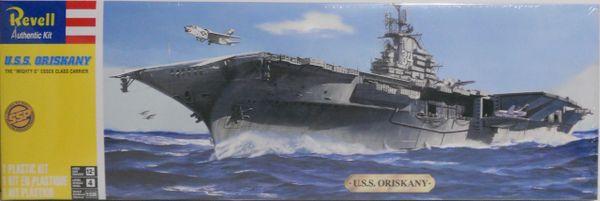 USS Oriskany, Revell 1/530 MMD