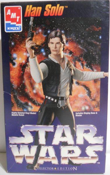 Han Solo, Star Wars Collector Edition, AMT ERTL 1/6 Vinyl kit RAY