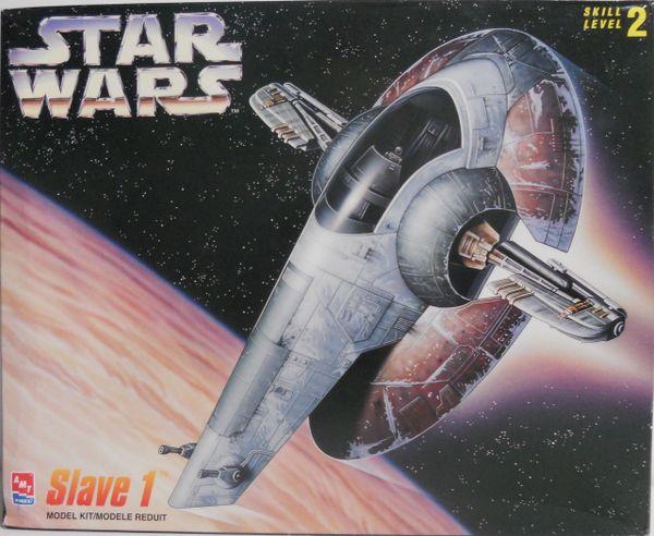 Slave 1, Star Wars, AMT ERTL 1/85 RAY