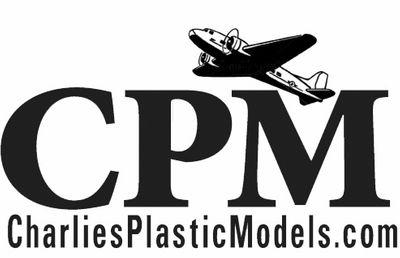 Charlie's Plastic Models