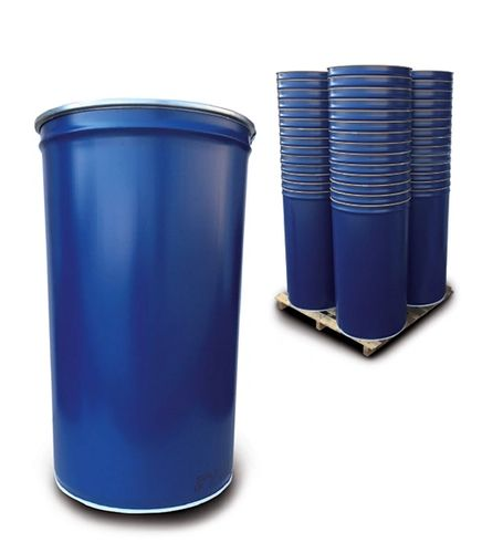 Steel Conical Tapered Drums Drum Container 20 Gallon 30 Gallon 55 Gallon Steel Drums Barrels