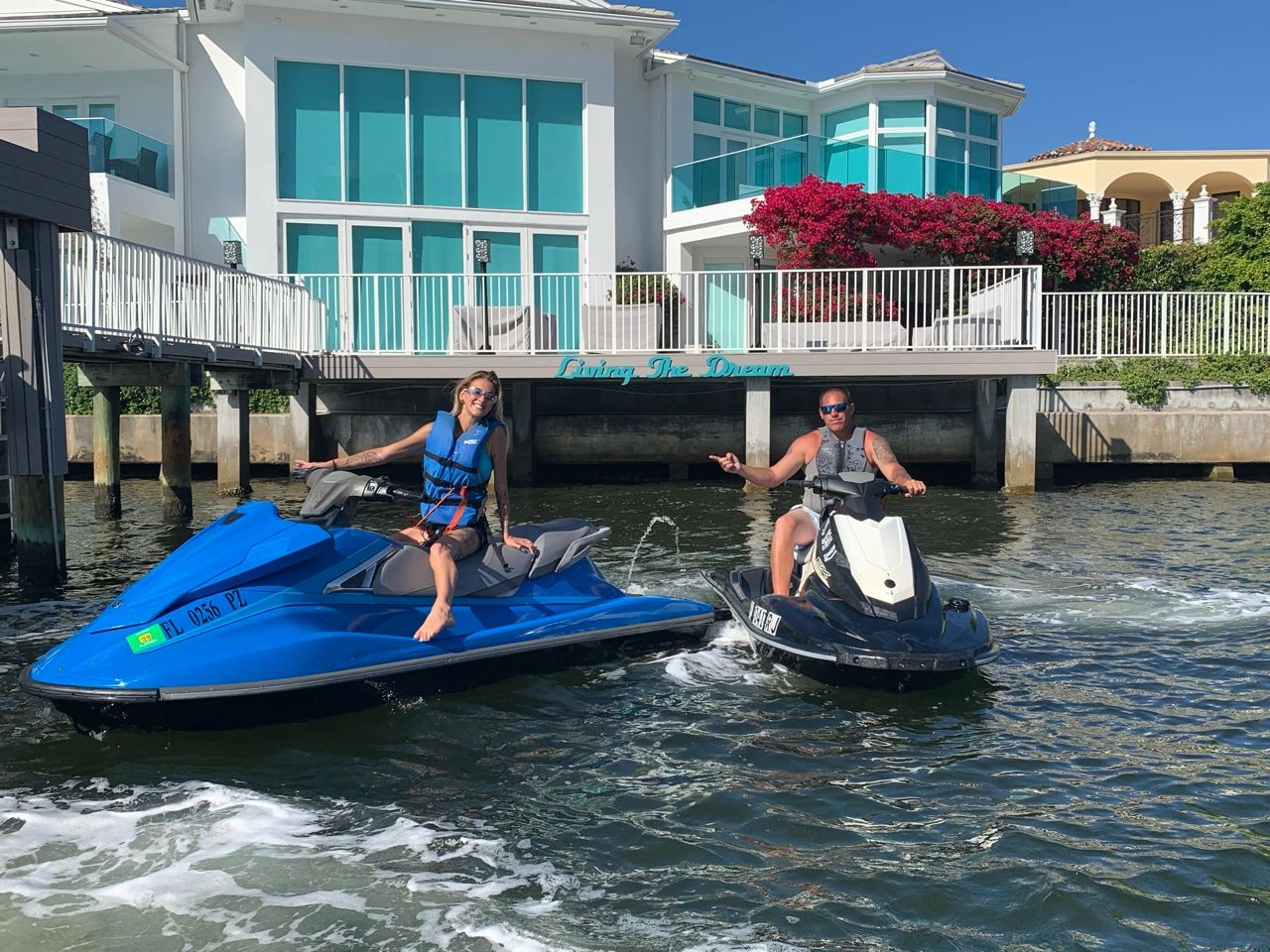 Enjoy Pompano Beach on the water! With our brand new 2020 Yamaha VX where every ride is personalized