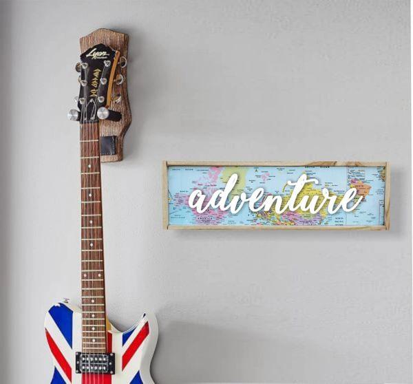 Adventure wall frame