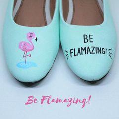 Be flamazing