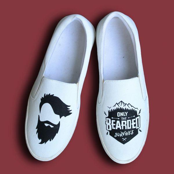 Beard shoes