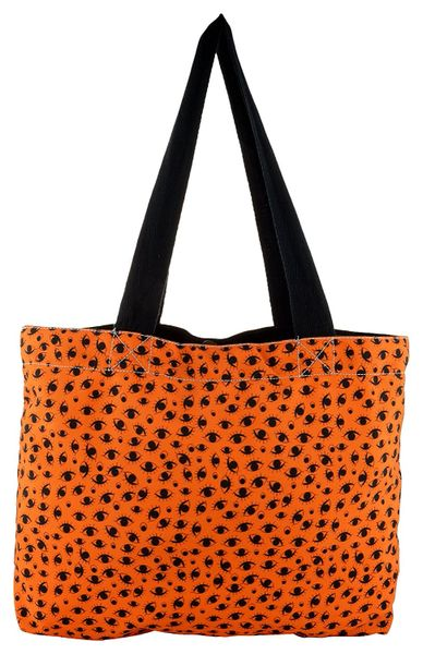 Eyecandy tote bag