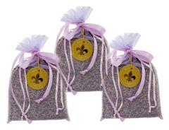 Lavender Sachets - Set of 3