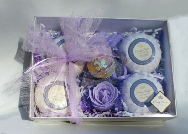 New Lavender Soap Gift Set