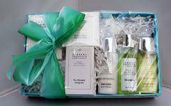 12 Piece Sweet Sea Grass Travel Gift Box