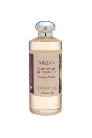 Argan ECOCERT 198 ml Organic Body Wash