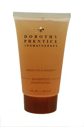 Green Tea & Ginger Shampoo 150 Ml