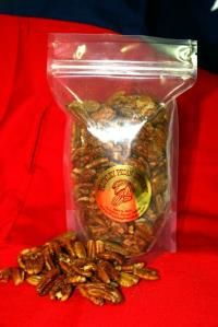 Jalapeno Spiced Pecans