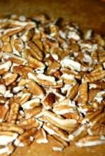 Medium Pecan Pieces - 5 lb. poly bag