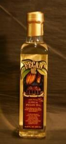 Pecan Oil - 100% Pure Virgin 250 mi