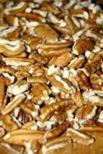 Pecan Pieces Large - 30 lb. Box