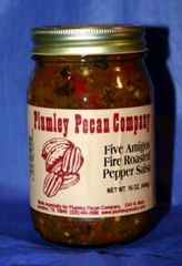 Fire Roasted Pepper Salsa