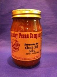 Ghost Chili Salsa / HOT!