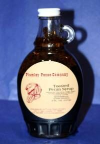 Toasted Pecan Syrup