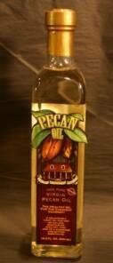 Pecan Oil - 100% Pure Virgin 500 mi