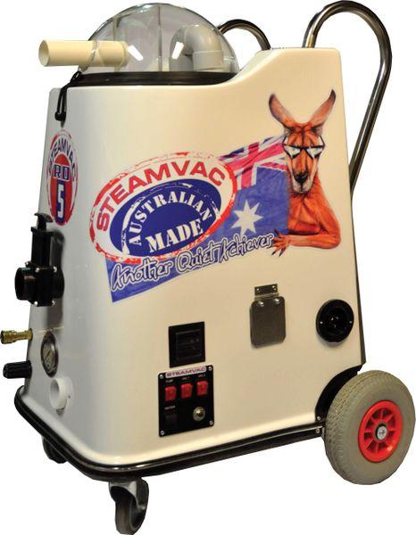 Steamvac Rd5 Steamvac Carpet Cleaning Machines 100