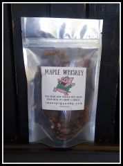 3 oz Pouch of Maple Whiskey Pig Candy