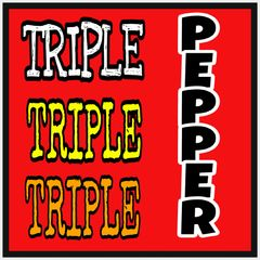 3 oz Pouch of Triple Pepper Pig Candy