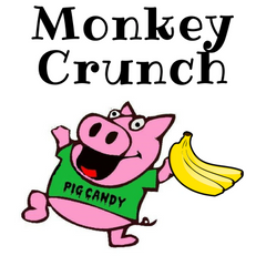 3 oz Pouch of Monkey Crunch