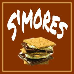 3 oz Pouch of S'mores Pig Candy