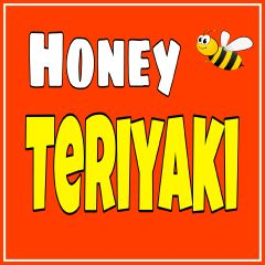 3 oz pouch of Honey Teriyaki