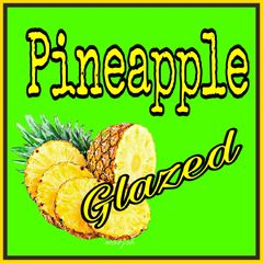 3 oz Pouch Pineapple Pig Candy