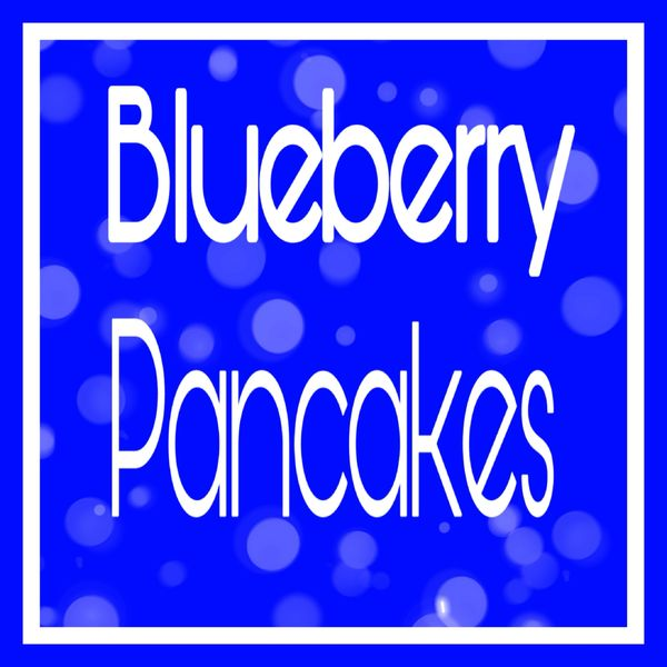 3 oz Pouch of Blueberry Pancake